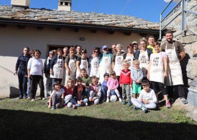 Lopanner - volontari 2018 SAINT-RHEMY-EN-BOSSES SRB2